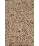 RugStudio presents Famous Maker Mirlane 91941 Latte Area Rug