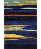 RugStudio presents Momeni New Wave Nw-13 Navy Hand-Tufted, Best Quality Area Rug