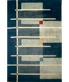 RugStudio presents Momeni New Wave NW-30 Navy Hand-Tufted, Best Quality Area Rug
