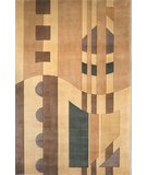 RugStudio presents Momeni New Wave NW-31 Ivory Hand-Tufted, Best Quality Area Rug