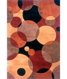 RugStudio presents Momeni New Wave NW-37 Black Hand-Tufted, Best Quality Area Rug