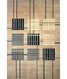 RugStudio presents Momeni New Wave NW-48 Sand Hand-Tufted, Best Quality Area Rug