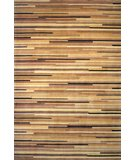 RugStudio presents Momeni New Wave NW-51 Natural/Multi Hand-Tufted, Best Quality Area Rug