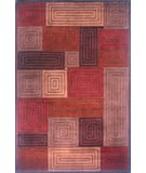 RugStudio presents Momeni New Wave NW-67 Wine Hand-Tufted, Best Quality Area Rug