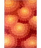 RugStudio presents Momeni New Wave NW-69 Orange Hand-Tufted, Best Quality Area Rug