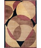 RugStudio presents Momeni New Wave NW-78 Brown Hand-Tufted, Best Quality Area Rug