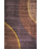 RugStudio presents Momeni New Wave NW-80 Plum Hand-Tufted, Best Quality Area Rug