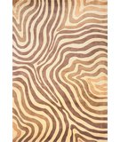 RugStudio presents Momeni New Wave NW-86 Light Brown Hand-Tufted, Best Quality Area Rug