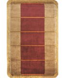 RugStudio presents Momeni New Wave NW-89 Wine Hand-Tufted, Best Quality Area Rug