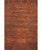 RugStudio presents Momeni New Wave NW-93 Rust Hand-Tufted, Best Quality Area Rug
