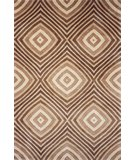 RugStudio presents Momeni New Wave NW-94 Brown Hand-Tufted, Best Quality Area Rug