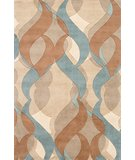 RugStudio presents Momeni New Wave NW-97 Multi Hand-Tufted, Best Quality Area Rug