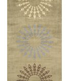 RugStudio presents Momeni New Wave NW107 Sage Hand-Tufted, Best Quality Area Rug