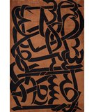 RugStudio presents Momeni New Wave NW111 Copper Hand-Tufted, Good Quality Area Rug