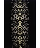 RugStudio presents Momeni New Wave NW114 Black Hand-Tufted, Best Quality Area Rug