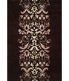 RugStudio presents Momeni New Wave NW114 Chocolate Hand-Tufted, Best Quality Area Rug