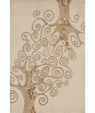 RugStudio presents Momeni New Wave NW116 Ivory Hand-Tufted, Best Quality Area Rug