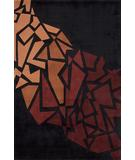 RugStudio presents Momeni New Wave NW119 Black Hand-Tufted, Best Quality Area Rug