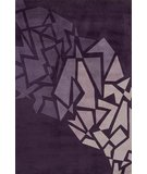 RugStudio presents Momeni New Wave NW119 Purple Hand-Tufted, Best Quality Area Rug