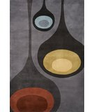 RugStudio presents Momeni New Wave NW129 Steel Hand-Tufted, Best Quality Area Rug