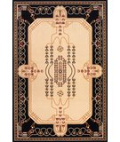 RugStudio presents Momeni Nouveau NV-09 Ivory Machine Woven, Good Quality Area Rug