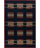 RugStudio presents Momeni Odyssey OD-02 Black Machine Woven, Good Quality Area Rug