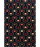 RugStudio presents Momeni Odyssey OD-08 Black Machine Woven, Good Quality Area Rug