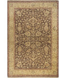 RugStudio presents Momeni Palace Pc-03 Chocolate Hand-Knotted, Best Quality Area Rug