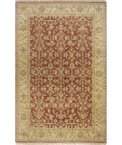 RugStudio presents Momeni Palace Pc-04 Rust Hand-Knotted, Best Quality Area Rug