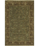 RugStudio presents Momeni Palace Pc-05 Green Hand-Knotted, Best Quality Area Rug