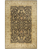 RugStudio presents Momeni Palace Pc-05 Charcoal Hand-Knotted, Best Quality Area Rug