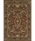 RugStudio presents Momeni Palace Pc-08 Red Hand-Knotted, Best Quality Area Rug
