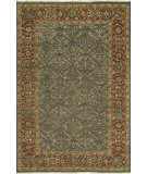 RugStudio presents Rugstudio Sample Sale 87621R Blue Hand-Knotted, Best Quality Area Rug