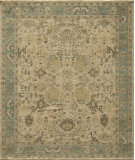 RugStudio presents Rugstudio Sample Sale 87627R Blue Hand-Knotted, Best Quality Area Rug