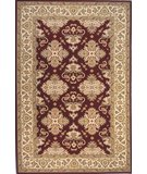 RugStudio presents Momeni Persian Garden PG-01 Burgundy Machine Woven, Good Quality Area Rug