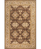 RugStudio presents Momeni Persian Garden PG-01 Cocoa Machine Woven, Good Quality Area Rug