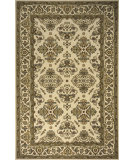 RugStudio presents Momeni Persian Garden PG-01 Ivory Machine Woven, Good Quality Area Rug