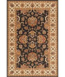 RugStudio presents Momeni Persian Garden PG-14 Charcoal Machine Woven, Good Quality Area Rug
