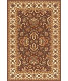 RugStudio presents Momeni Persian Garden PG-14 Cocoa Machine Woven, Good Quality Area Rug