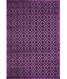 RugStudio presents Momeni Platinum Pn-03 Aubergine Machine Woven, Good Quality Area Rug