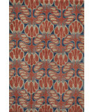 RugStudio presents Momeni Rio Rio-3 Red Machine Woven, Good Quality Area Rug