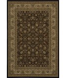 RugStudio presents Momeni Royal RY-02 Black Machine Woven, Better Quality Area Rug