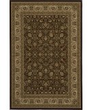 RugStudio presents Momeni Royal RY-02 Brown Machine Woven, Better Quality Area Rug