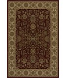 RugStudio presents Momeni Royal RY-03 Red Machine Woven, Better Quality Area Rug