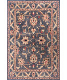 RugStudio presents Momeni Sedona Sd-01 Charcoal Hand-Knotted, Best Quality Area Rug