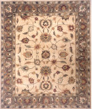 RugStudio presents Momeni Sedona Sd-06 Beige Hand-Knotted, Best Quality Area Rug