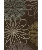RugStudio presents Rugstudio Sample Sale 46085R Brown Machine Woven, Best Quality Area Rug