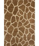 RugStudio presents Momeni Serengeti SG-04 Brown Hand-Tufted, Best Quality Area Rug