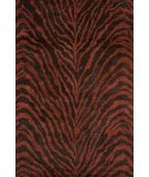 RugStudio presents Momeni Serengeti SG-05 Russet Brown Hand-Tufted, Best Quality Area Rug