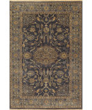 RugStudio presents Momeni Shalimar Sl-02 Blue Hand-Knotted, Best Quality Area Rug